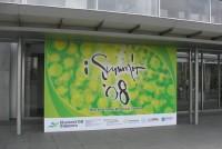 クリエイティブ・コモンズの世界大会「i summit」。2008年は07月29日から08月01日まで札幌で開催。初夏の北海道に全世界から関係者があつまった。
