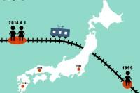 2014年4月1日、岡山県の改正迷惑防止条例施行をもって、全国47都道府県すべてで男性に対する痴漢行為を女性と同様に取り締まることができるようになる。1999年まで、迷惑防止条例では女性に対する痴漢しか罰することができず、男性被害者は保護対象外だった。しかし、鹿児島県が男性被害者も対象とする条例施行に踏み切ったことを皮切りに、15年かけて、条例の対象は全国で「婦女」から「人」に拡大した。